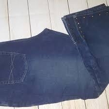 Super Cool Studded Split Hem Jeans 22w