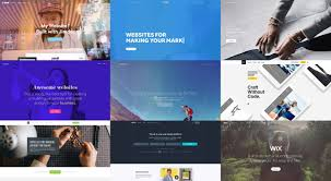 Web Design For Builders 9 Best Site Builders For Designers Things To Use Design
