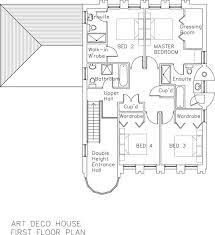 astounding ideas art deco floor plans 9 home on modern decor