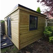 insulated garden studio office room self build sip build garden office kit