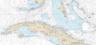 International Nautical Charts Us Cuba Sign Mou To Improve Navigation Safety Safety4sea