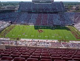 Gaylord Family Oklahoma Memorial Stadium Section 230 Seat