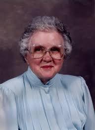 Ruth Lavonne Lindsey (Eastman) (1907 - 1999) - Genealogy