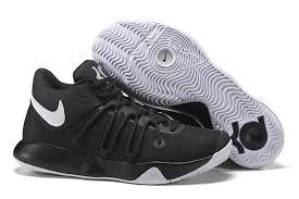 nike basketball shoes 2017 kd. nike kd trey 6 black white basketball shoes 2017 kd