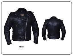 premium buffalo womens motorcycle jacket by unik leather