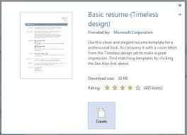 How To Create A Resume On Word Without A Template Archives 1080 Player