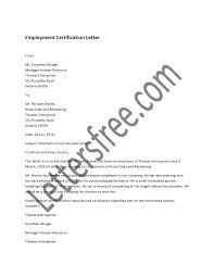 Example Of A Certificate Of Employment Example Of A Certificate Employment Latest Infinite Vision