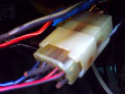 geo metro location headlight wire