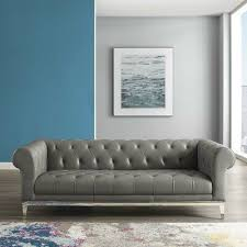 leather chesterfield sofa chesterfield