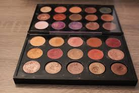 one week one palette custom mac makeup geek make up for ever and morphe palette