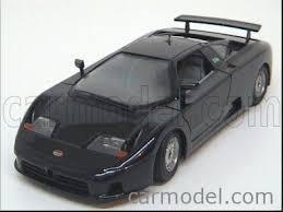 Μεταχειρισμενα bburago bugatti eb 110 (1991) 1/24. Burago Scale 1 24 Bugatti Eb 110 1991 Black