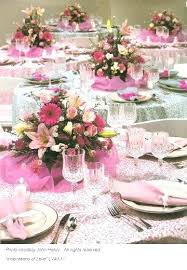 ideas for centerpieces for wedding round wedding centerpieces ideas for round tables