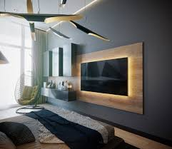 Images interior design tv Room Interior Visualizer Fog Architecture Interior Design Ideas 50 Ideas To Decorate The Wall You Hang Your Tv On