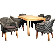 patio furniture oahu teak outdoor s in