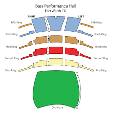 Bass Performance Hall Fort Worth Seating Chart Bass Performance Hall Tickets Bass Performance Hall Events
