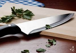 How To Sharpen Kitchen Knives Knife Sharpening Tips  The Versed ChefSharpen Kitchen Knives