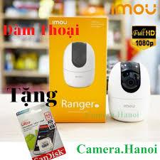 Camera Giám Sát Gia Đình IMOU A22EP 2MP/ Full HD 1080P-Camera Wifi An Ninh  Trong Nhà Xoay 360, Đàm Thoại 2 Chiều