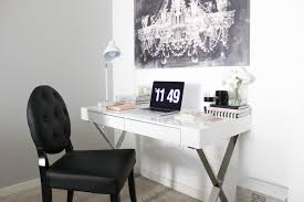 decorate your office desk. Blondie In The City | Office Space Decor, Desk Black And White Decorate Your