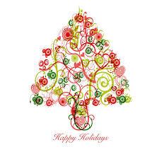 Christmas Swirls Christmas Swirls Stock Illustrations 6 348 Christmas