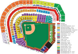 Dodgers Seating Chart With Rows San Francisco Giants Seating Chart Seat Views Tickpick