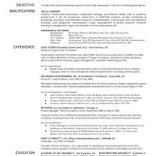 Two Page Resume Sample Of One Resumewords Etc For Header Examples