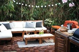 ikea patio furniture reviews. Ikea Patio Furniture Stylish With Modern Pillows And Upholstery Reviews . E
