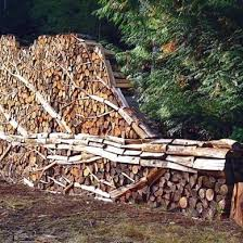 Mixed media artist and naturalist Alastair Heseltine redefined the woodpile  in this larger-than-life sculpture. Beautiful and a little ironic, ...