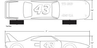 27 Awesome Pinewood Derby Templates Free Sample Example