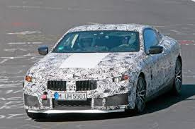 2018 bmw m8. simple bmw 2018 bmw m8 spy shot front quarter to bmw m8