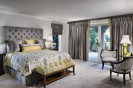 taupe master bedroom ideas. taupe bedding with yellow accent bedroom contemporary themed single panel curtains master ideas d