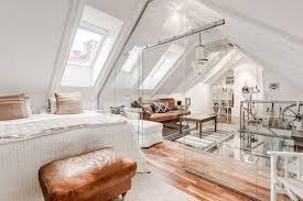 unique attic duplex apartment with