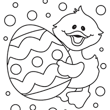 Easter Chick Free Printable Coloring Page Oriental Trading Co