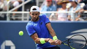 match against Chardy ...