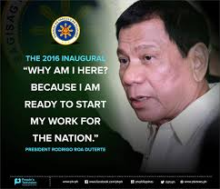 Famous Quotes Of Duterte
