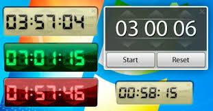 Free Desktop Timer Is Easy To Use Timer For Your Desktop
