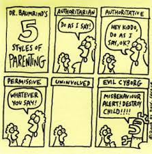 The Effectiveness Of Parenting Styles Stephanie Raya