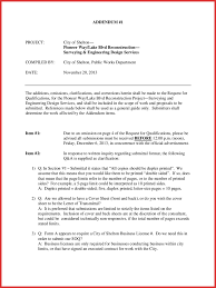 Transmittal Letter Template service contract format