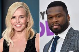50 cent had backed trump monday after seeing supposed biden tax numbers. Chelsea Handler 50 Cent No Longer My Favorite Ex After Trump Endorsement