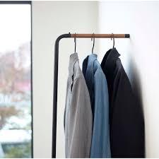 Slim Coat Rack Extraordinary Espinal Leaning Slim Coat Rack Reviews AllModern