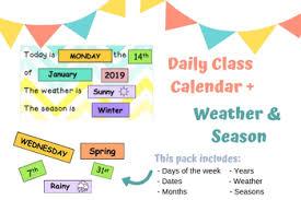 Season Chart Weather Chart Calendar Chart Calendar Cover Up Season And Weather Calendar I