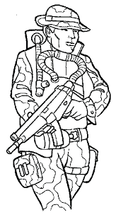 Roman Soldier Coloring Page Soldier Coloring Page Soldier Coloring