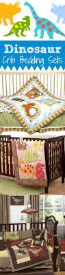 25 best Dinosaur Crib Bedding images on Pinterest | Baby nurseries ...