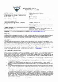 Physical Security Specialist Resume Reference Security Manager