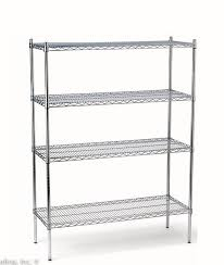 commercial restaurant wire shelving coated commercial restaurant wire shelves chrome