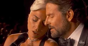 Image result for bradley cooper and lady gaga