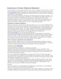 Cover Letter Template For Resume Objective Executive
