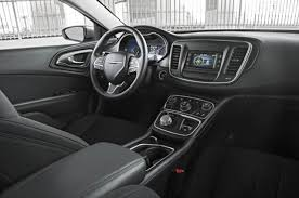 2018 chrysler 200 redesign. beautiful 200 2018 chrysler 200 interior in chrysler redesign
