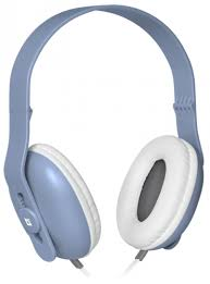 <b>Гарнитура</b> для смартфонов <b>DEFENDER Fancy 440</b> голубой (63441)