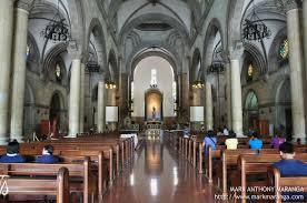 manila cathedral mother of all churches and cathedrals in