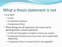 essay thesis statement generator expository essay thesis thesis statements a how to ppt video online